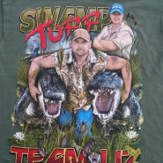 Adult Swamp Tuff T-Shirt